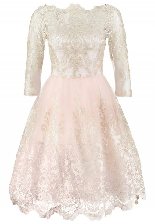 Koronkowa sukienka wieczorowa, na wesele lub sylwestra