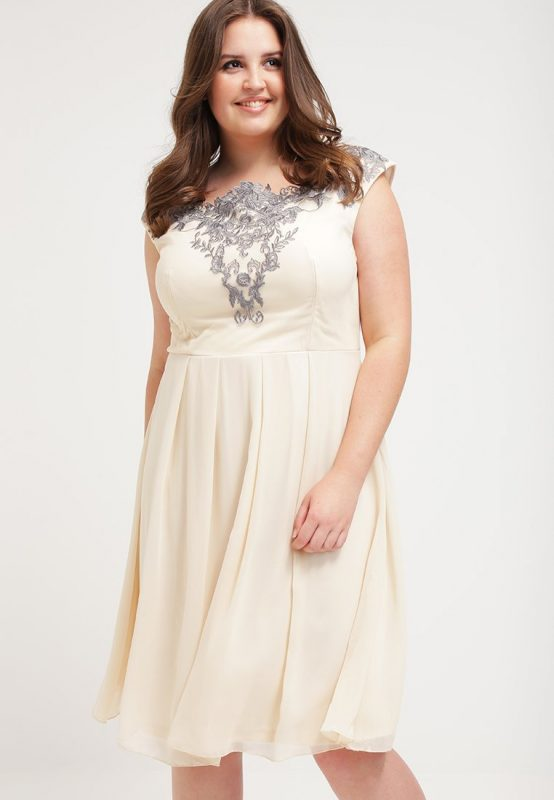 sukienki na wesele plus size,