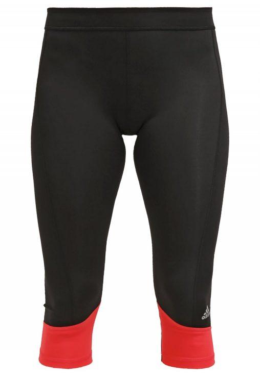 Legginsy fitness adidas ClimaLite czarne