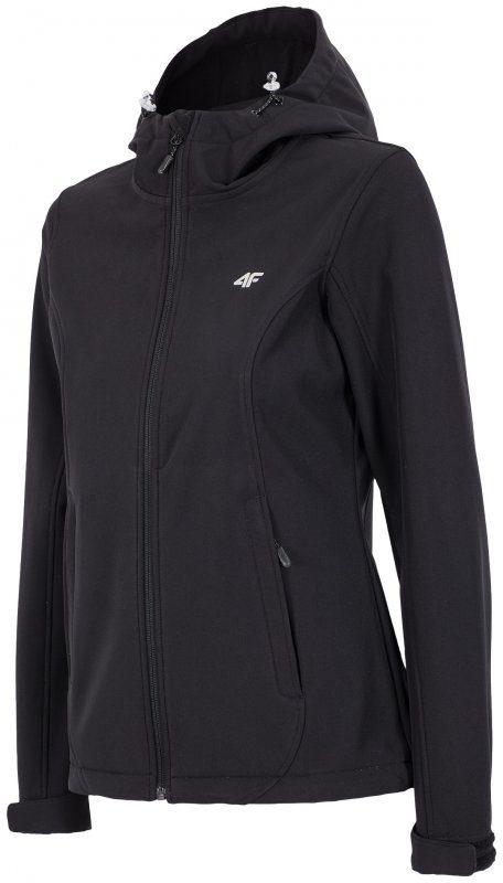 Modne kurtki jesienne damskie sportowe czarna