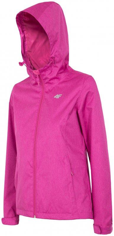 Różowa sportowa kurtka miejska damska