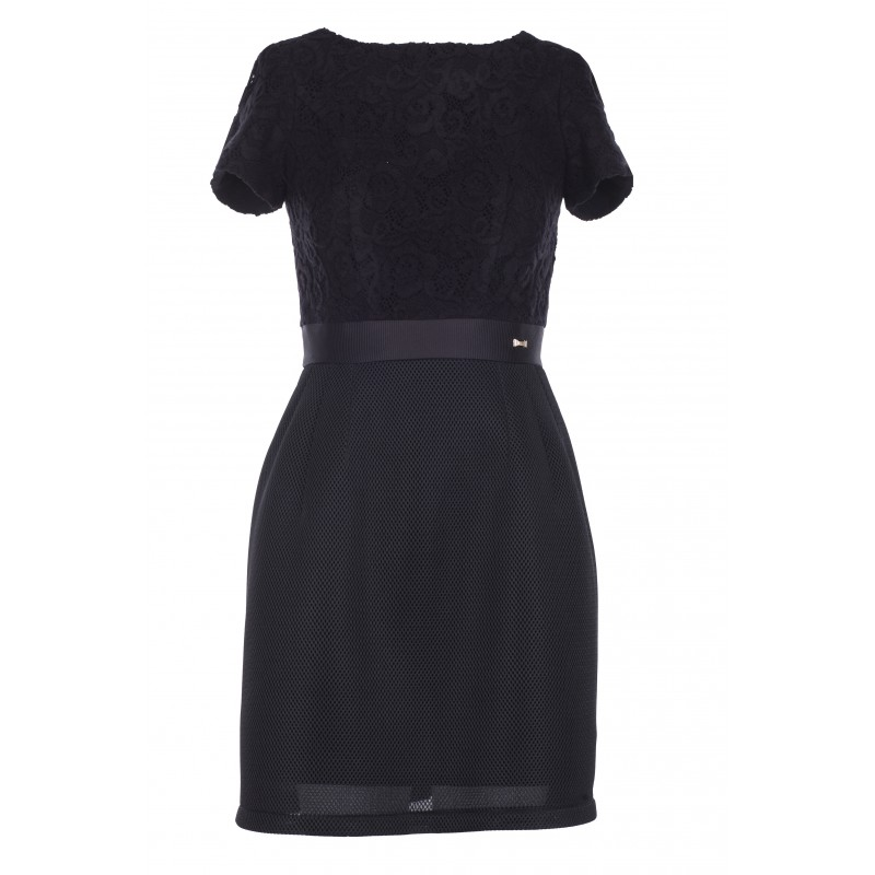 Sukienki koktajlowe wieczorowe czarna