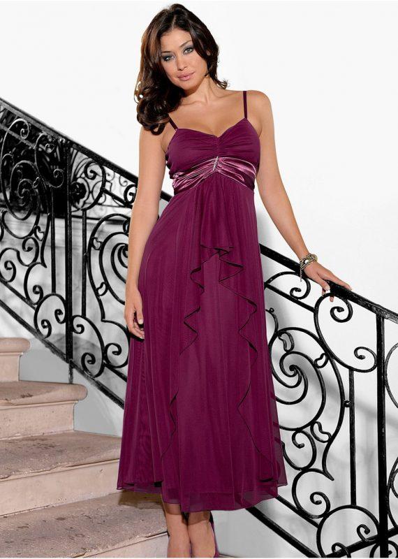 sukienka wieczorowa długa na wesele
