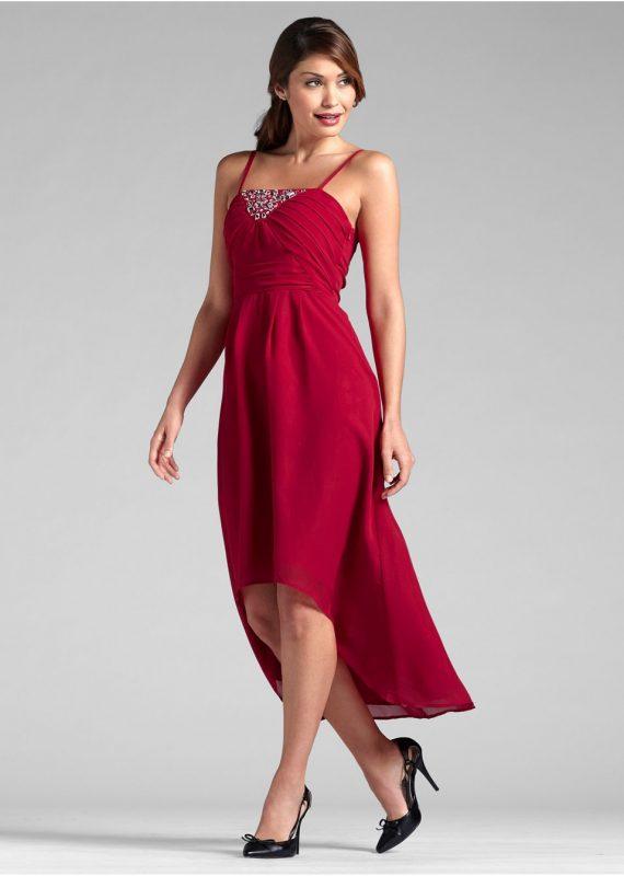 Sukienki szyfonowe na wesele i sylwestra