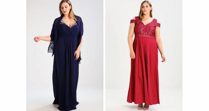 Sukienki na sylwestra dla puszystych