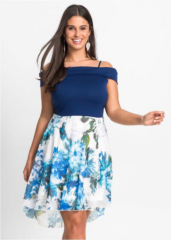 Sukienki plus size na lato