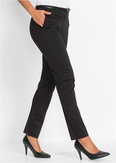 Eleganckie spodnie damskie 7