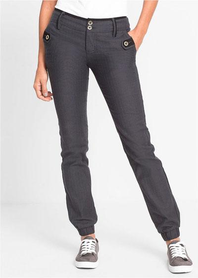 Eleganckie spodnie damskie 8