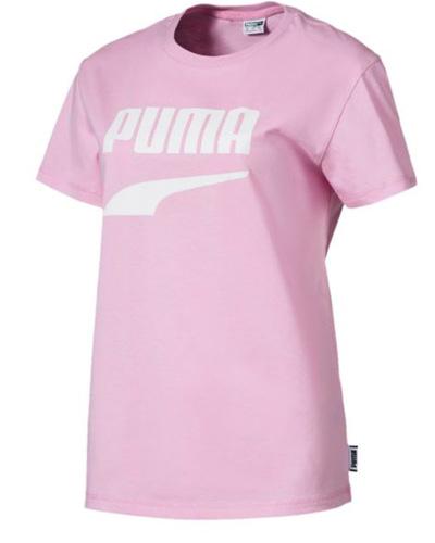 Jasno różowa damska bluzka do biegania i na trening Puma