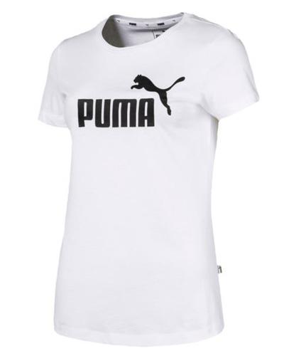 Biała damska bluzka do biegania i na trening