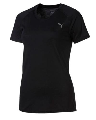 T-Shirt damski czarna bluzka sportowa Puma