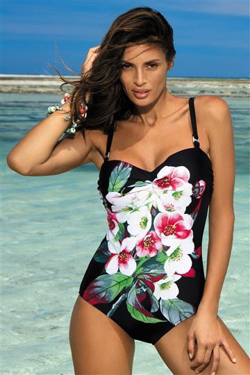 Jednoczęściowy kostium kąpielowy Rebecca Nero M-422